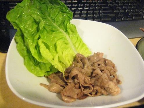 Lamb Korean BBQ