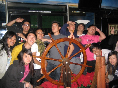 Ahoy! We be the SPOP crew :)