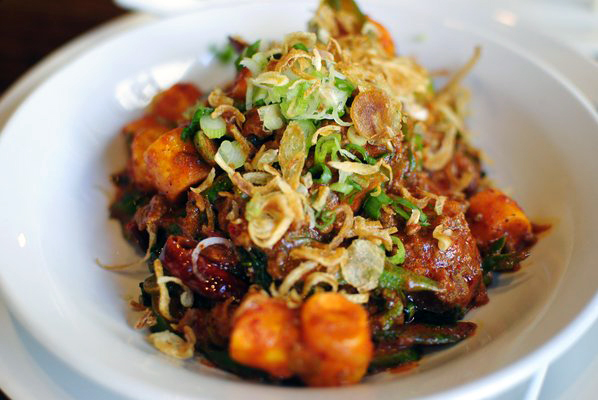 ... rice with chinese sausage recipe stir fry rice cake with chinese