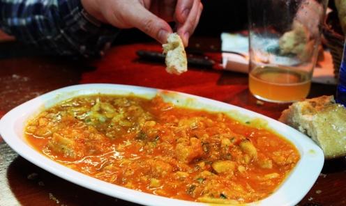 Bacalao Tomato Stew