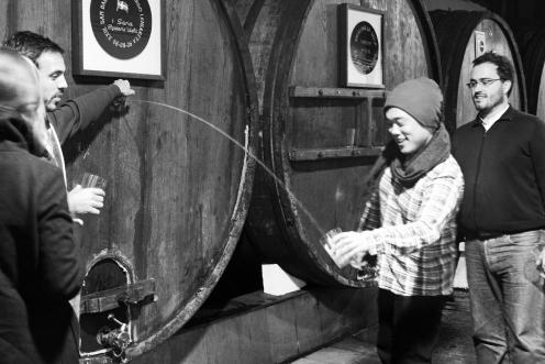 Catching Cider